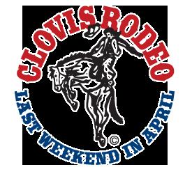 Clovis Rodeo Logo